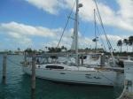 Docked at Cape Eleuthera