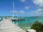 Silver Maple docked at Little Farmers Cay