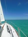 Heading to Tahiti Beach