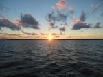Sunset at Lynyard
