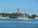 Beautiful Hopetown harbour