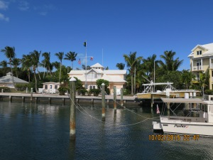 The lovely Abaco Beach Resort at Boat Harbour