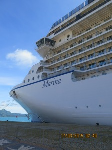 Oceania Cruises gorgeous ship Marina