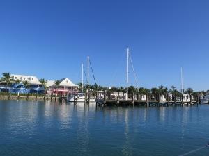 Old Bahama Bay Resort at West End, Bahamas.